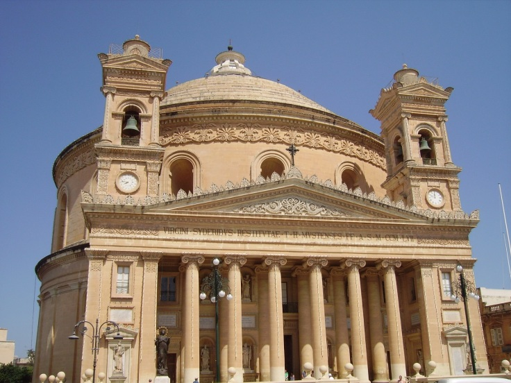 Visit Malta Rotunda Church