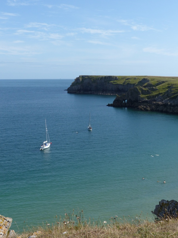 Wales Pembrokeshire Coastal Path (12)
